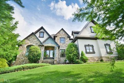 Mcdonough Single Family Home For Sale: 830 Cog Hl