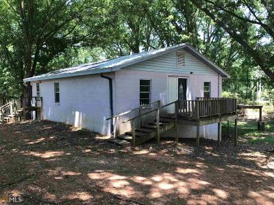 Elbert County, Franklin County, Hart County Single Family Home For Sale: 1475 Reed Creek Hwy