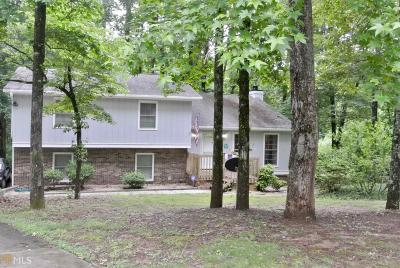 Conyers Single Family Home New: 627 Tahoe Dr. SE