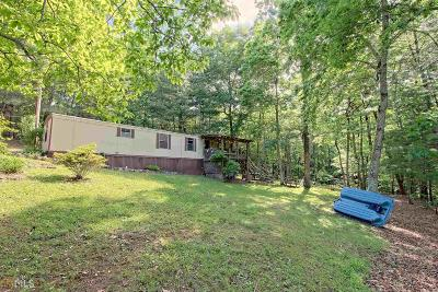 Hiawassee Single Family Home For Sale: 1752 Chatuge Hill Rd