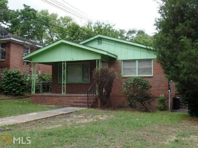 Columbus Single Family Home Under Contract: 917 Booker Ave