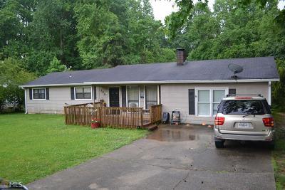 Single Family Home New: 560 Hardy Way