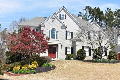 Marietta Single Family Home New: 2839 Intrepid Cut