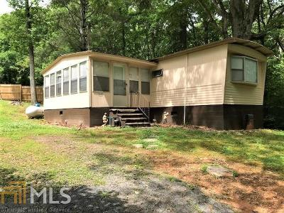 Towns County Single Family Home Under Contract: 2639 Deer Run Dr