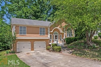 Single Family Home New: 3818 Deercreek Drive