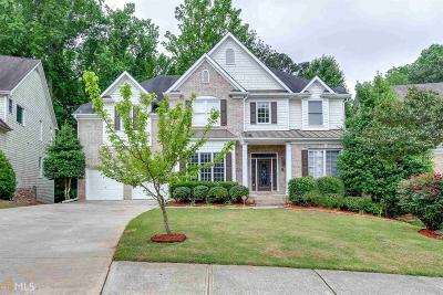 Alpharetta Single Family Home New: 5025 Thornbury Way