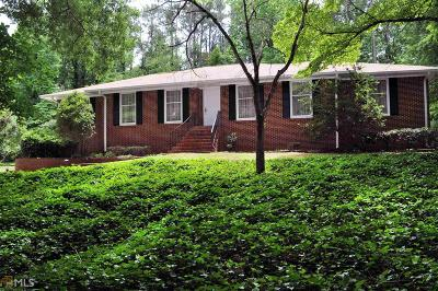 Clayton County Single Family Home For Sale: 2789 Emerald Dr