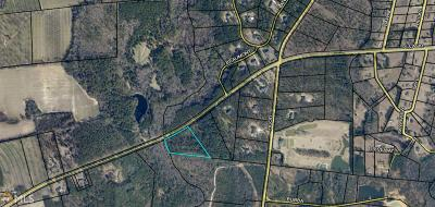 Statesboro Residential Lots & Land For Sale: Pulaski Rd
