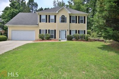Fulton County Single Family Home For Sale: 250 Risen Star Ln