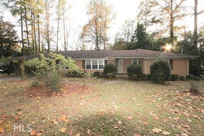 Elbert County, Franklin County, Hart County Single Family Home For Sale: 190 Heard Dr