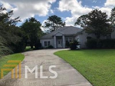 Osprey Cove Single Family Home For Sale: 803 Silverleaf Walk