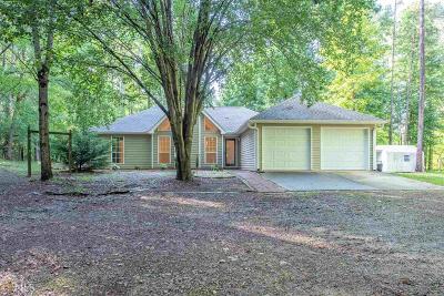 Buckhead, Eatonton, Milledgeville Single Family Home Under Contract: 251 Spivey Rd