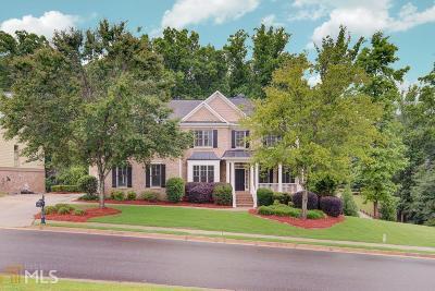 Barrow County, Forsyth County, Gwinnett County, Hall County, Newton County, Walton County Single Family Home For Sale: 2615 Etienne Ln