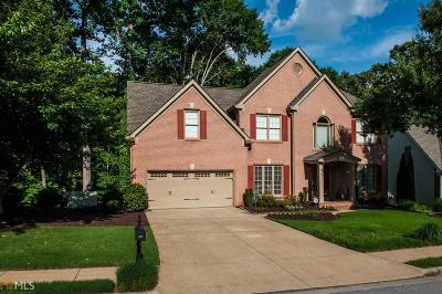 Suwanee Single Family Home For Sale: 2205 Laurel Lake Dr