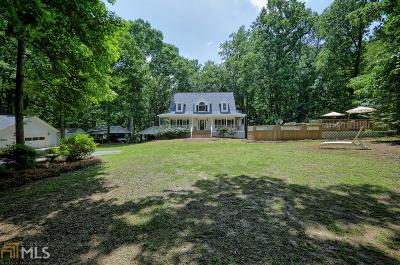 Cumming Single Family Home For Sale: 5845 P W A Dr