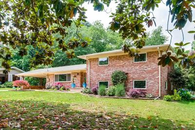 Avondale Estates Single Family Home Under Contract: 1159 Bromley Rd