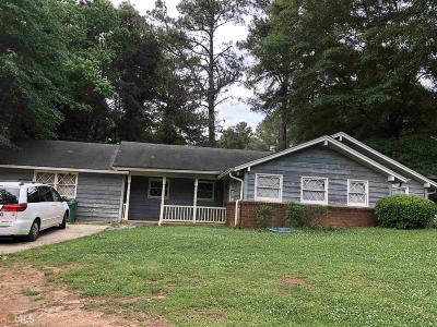 Dekalb County Single Family Home For Sale: 320 Colchester Dr
