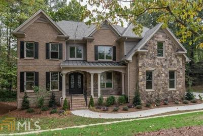 Single Family Home For Sale: 1320 Rumson Ln