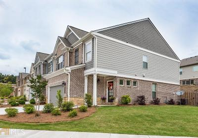 Johns Creek Condo/Townhouse For Sale: 5040 Garrett Ct