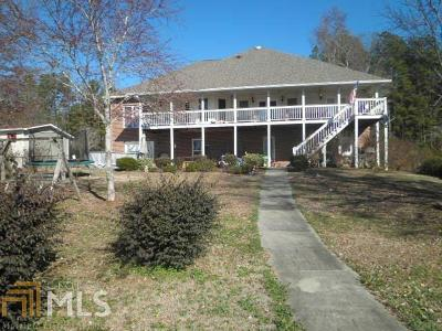 Haddock, Milledgeville, Sparta Single Family Home Under Contract: 127 Honeysuckle Rd