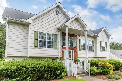 Dacula Single Family Home For Sale: 3185 Willow Park Dr