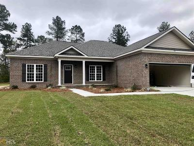 Statesboro Single Family Home For Sale: 211 Dewpoint Dr #6