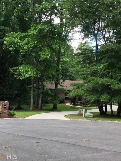 Fayette County Single Family Home For Sale: 175 Forest Hall Pl