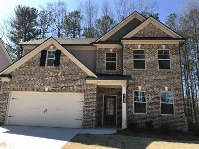 Snellville Single Family Home For Sale: 3234 Cherrychest Way
