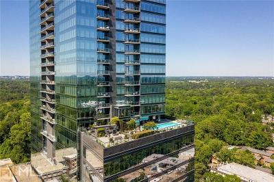 Ritz Carlton Residences Condo/Townhouse For Sale: 3630 Peachtree Rd #2103