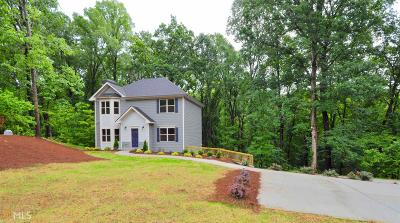 Braselton Single Family Home Under Contract: 5487 Pleasant Hill