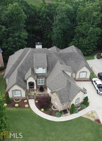 Dacula Single Family Home For Sale: 2140 Enclave Mill Dr