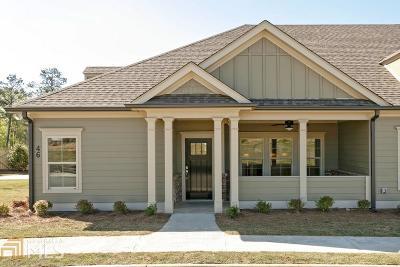Acworth Condo/Townhouse For Sale: 96 Cedarcrest Village Ln