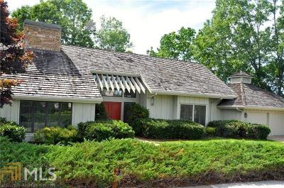 Gainesville Single Family Home For Sale: 2425 Island Dr