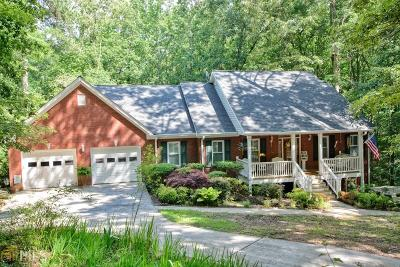 Douglasville Single Family Home For Sale: 4440 Yancey Rd