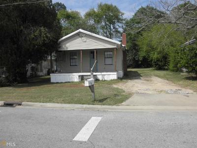 Statesboro Single Family Home For Sale: 219 Church St