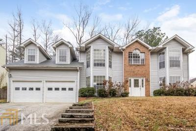 Dekalb County Single Family Home For Sale: 7168 Woodstone Dr