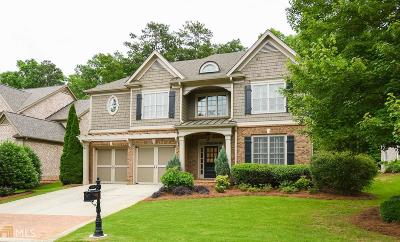 Kennesaw Single Family Home Under Contract: 1374 Murrays Loch Pl
