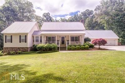 Ball Ground Single Family Home For Sale: 862 Bessie Ln