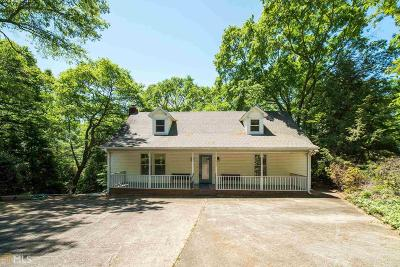 Anderson Single Family Home Under Contract: 406 Rowland Rd