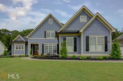 Peachtree City Single Family Home For Sale: 333 Archway Ln