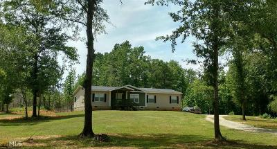 Shiloh Single Family Home Under Contract: 710 J C Reynolds Rd