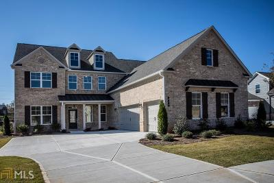 Kennesaw Single Family Home For Sale: 844 Rolling Hill #Lot 12