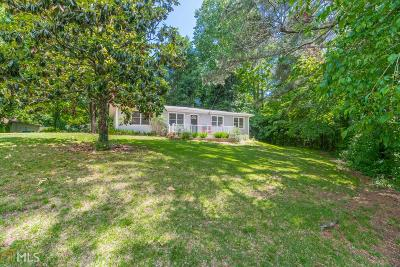 Milton Single Family Home For Sale: 13675 New Providence Rd