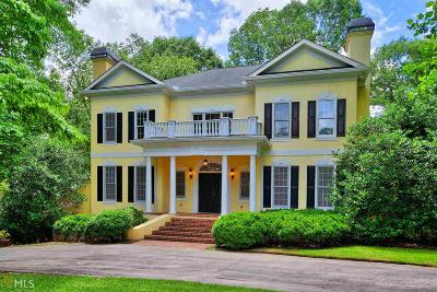 Coweta County Single Family Home For Sale: 65 Torrey Pines