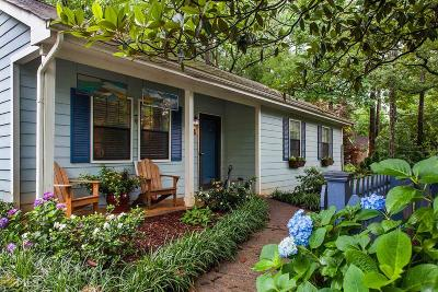 Decatur Single Family Home For Sale: 738 S Candler Street