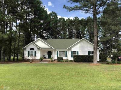 Statesboro Single Family Home For Sale: 617 Ogeechee Dr W