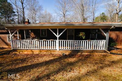 Rutledge Single Family Home Under Contract: 2221 Newborn Rd