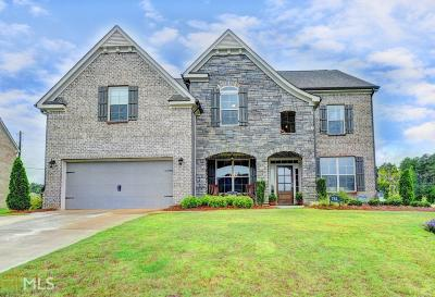 Suwanee Single Family Home For Sale: 752 Faraday Cir