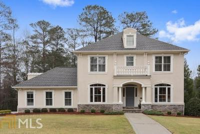 Conyers Single Family Home For Sale: 1221 Wellbrook Pl