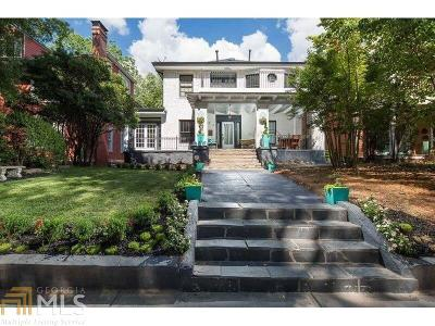 Atlanta Multi Family Home Under Contract: 787 Myrtle St